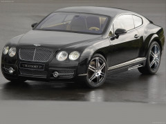Mansory Bentley Continental GT фото
