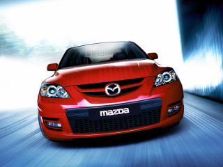 MazdaSpeed Mazda 3 MPS фото