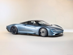 McLaren Speedtail фото