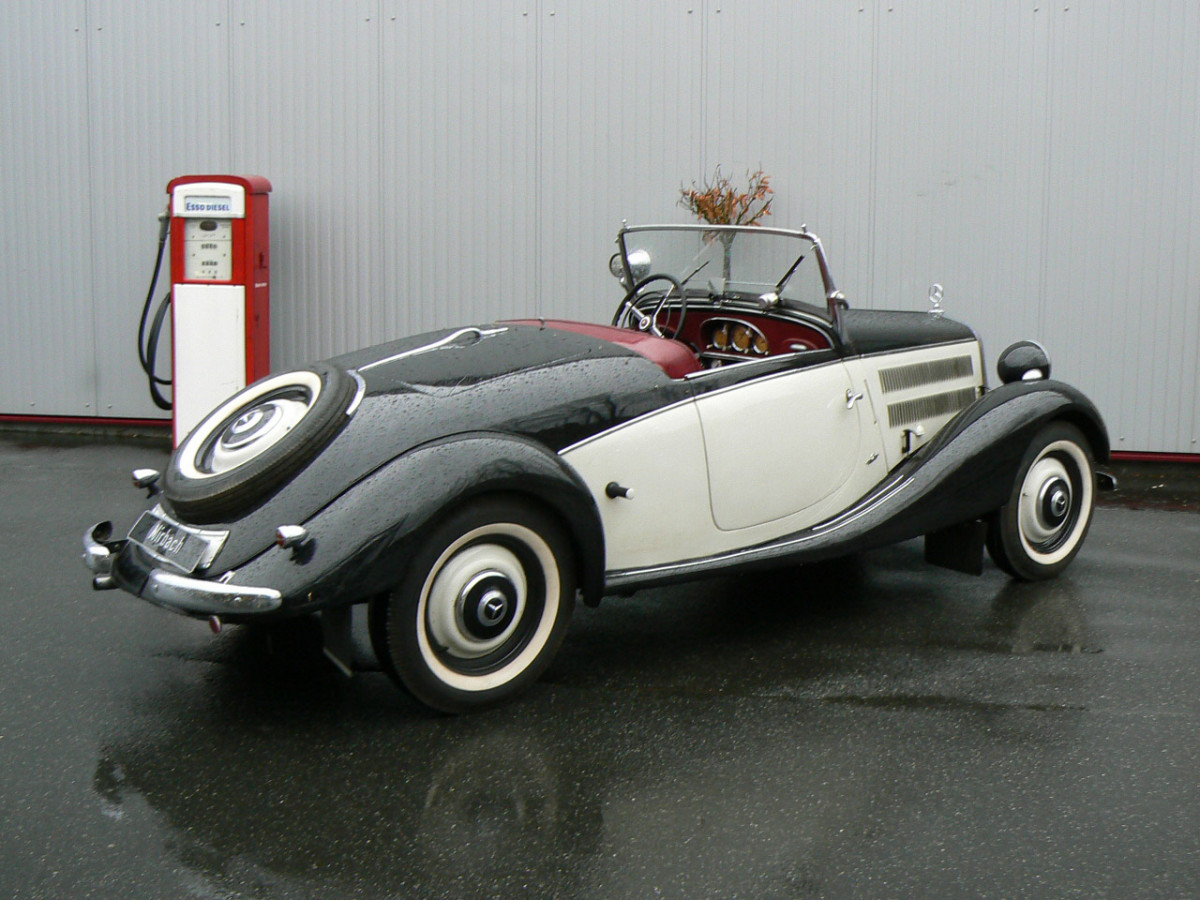 Mercedes-Benz 170 V Roadster  фото 43277