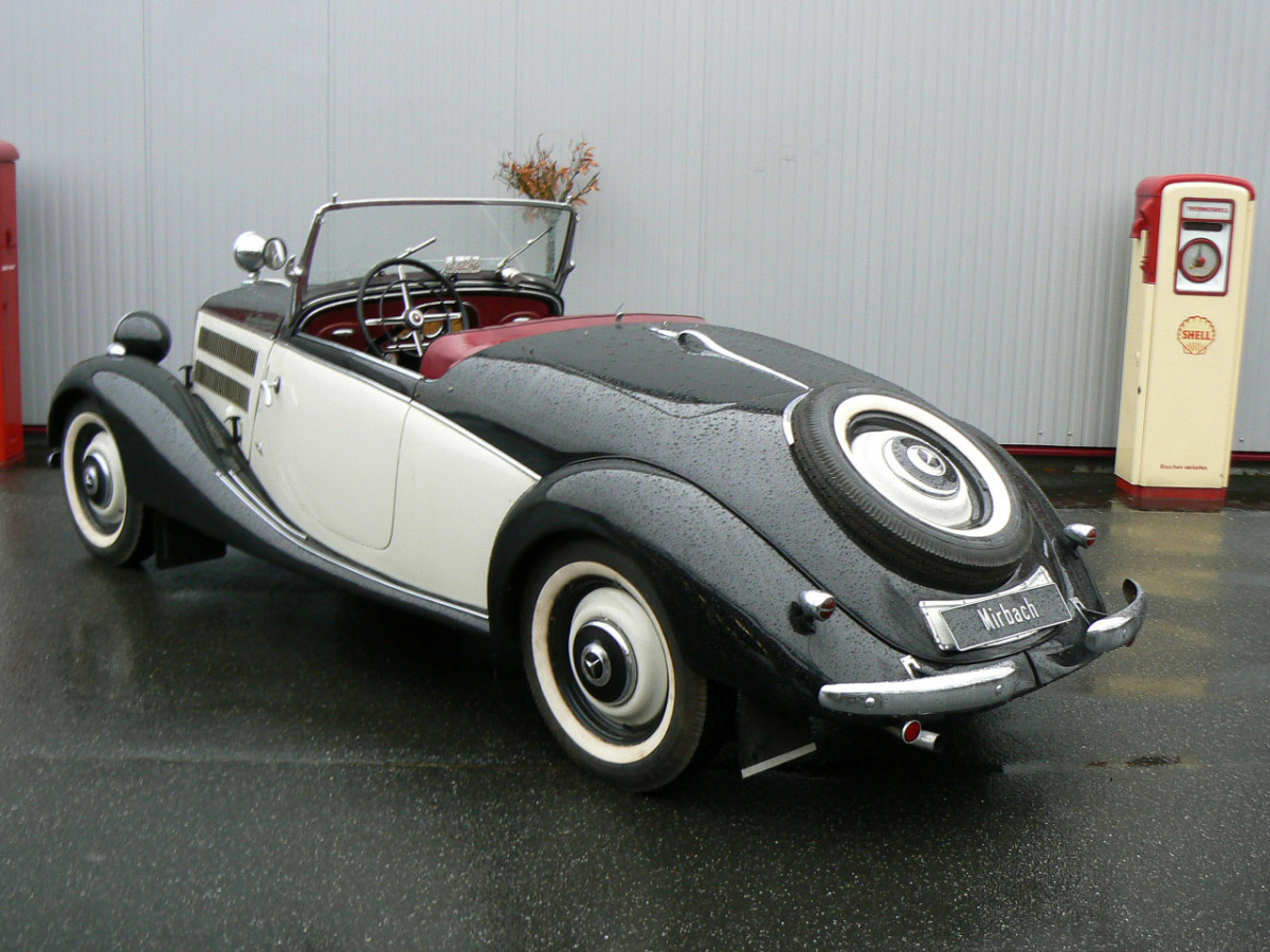 Mercedes-Benz 170 V Roadster  фото 43279