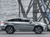 Mercedes-Benz Coupe SUV фото