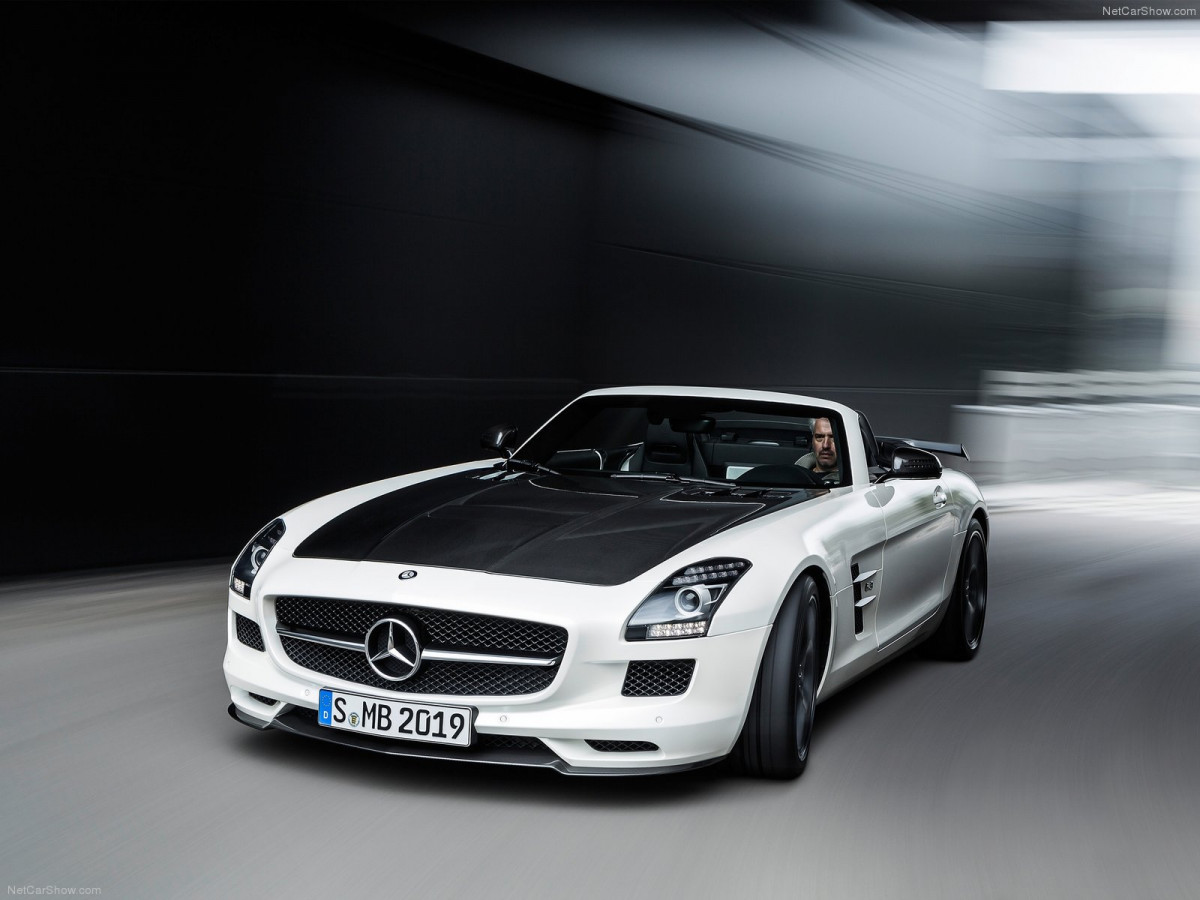 Mercedes-Benz SLS AMG GT Final Edition фото 111107