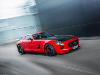 Mercedes-Benz SLS AMG GT Final Edition фото