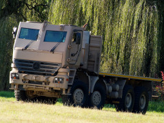 Mercedes-Benz Actros Armored фото