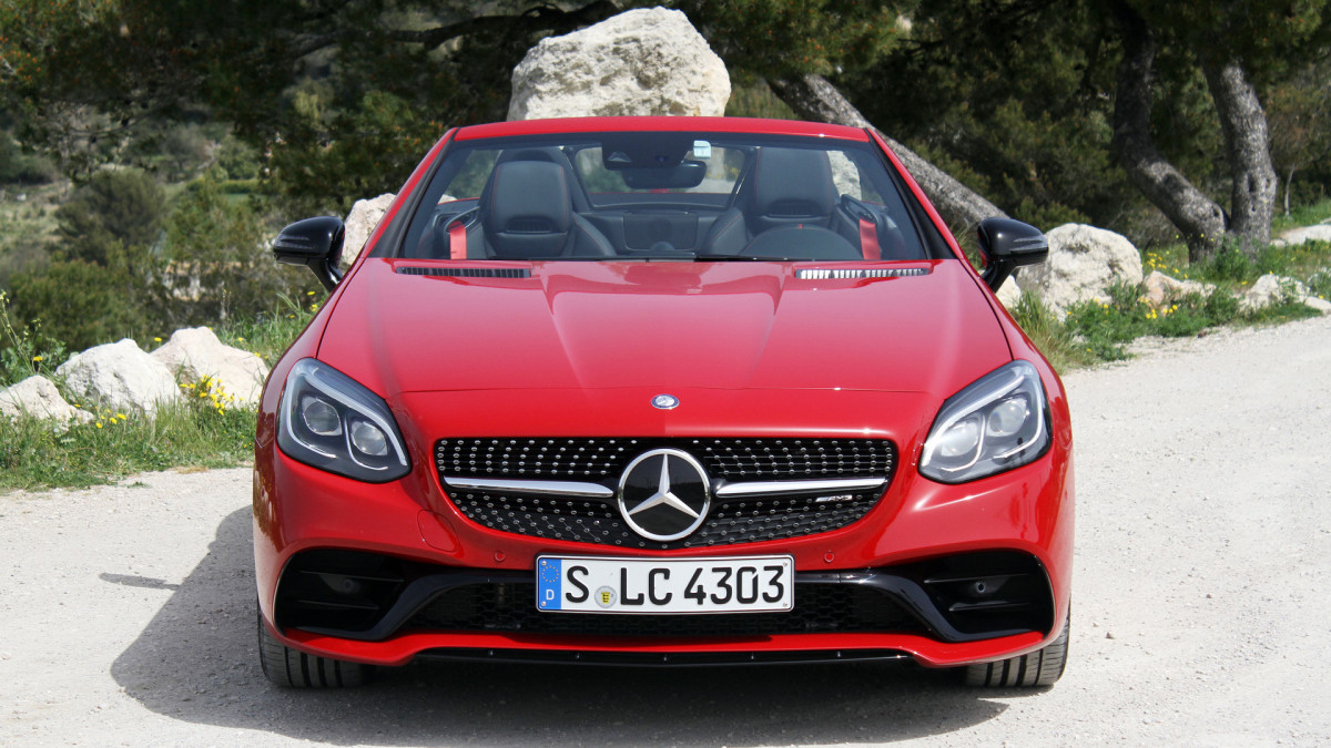 Mercedes-Benz AMG SLC43 фото 170685