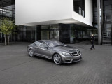 Mercedes-Benz CL63 AMG фото