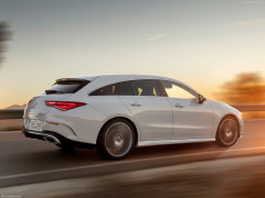 Mercedes-Benz CLA Shooting Brake фото