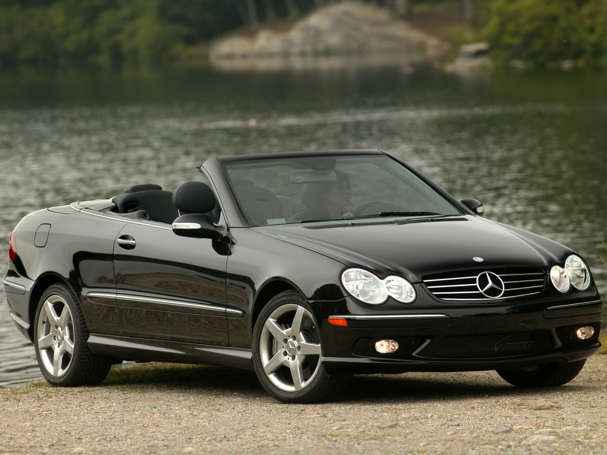 Mercedes-Benz CLK фото 103495