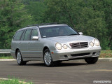 Mercedes-Benz E-Class Estate S210 фото