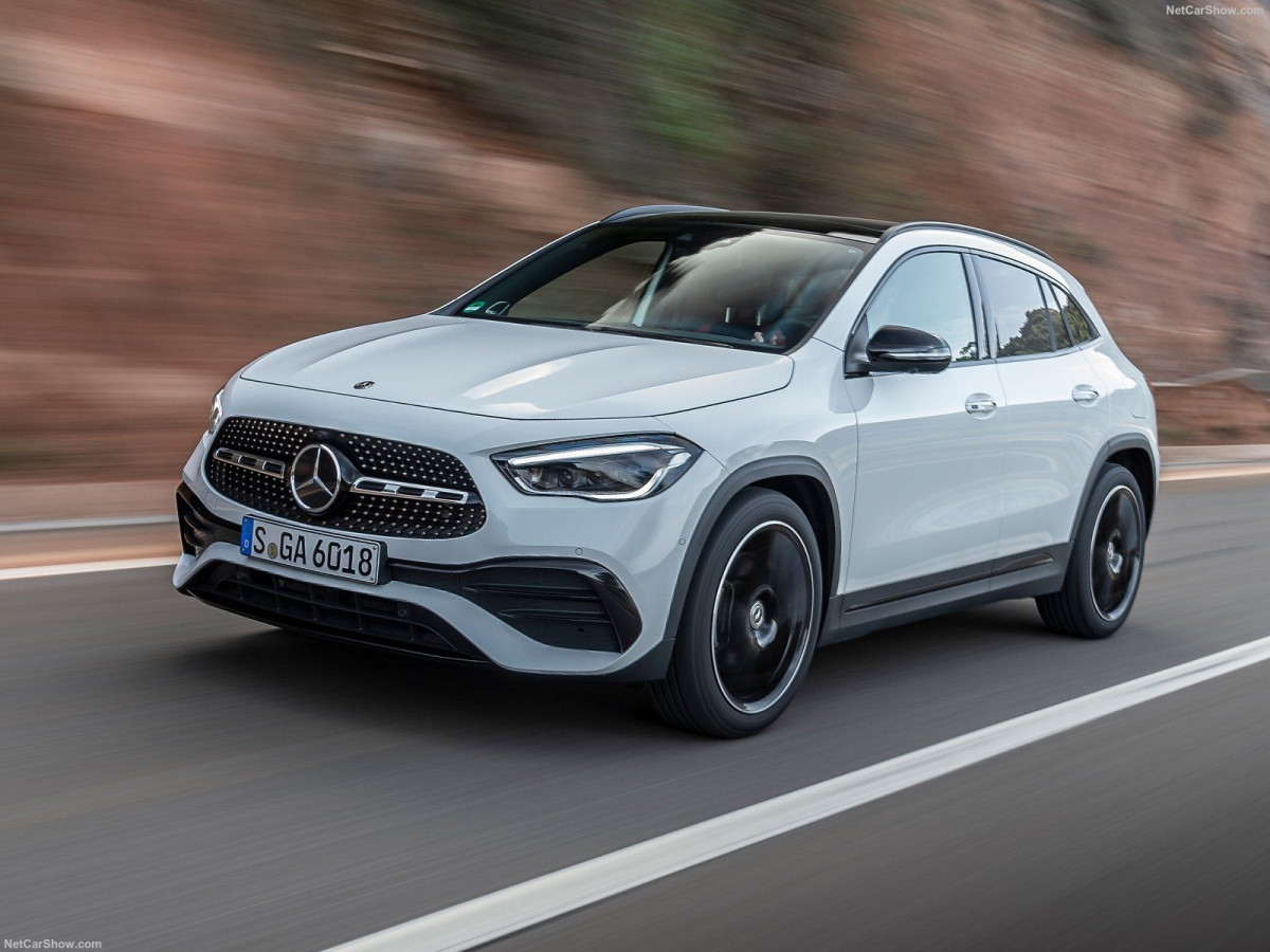 Mercedes-Benz GLA фото 204397