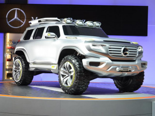 Mercedes-Benz GLB фото