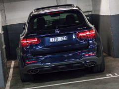 Mercedes-Benz GLC AMG фото