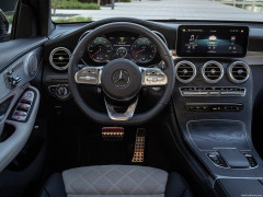 Mercedes-Benz GLC Coupe фото