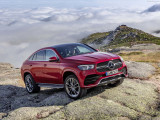Mercedes-Benz GLE Coupe фото