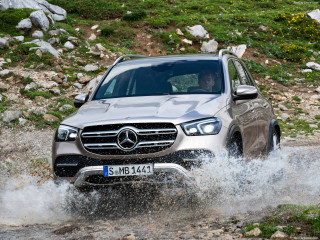 Mercedes-Benz GLE фото