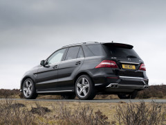 Mercedes-Benz ML фото