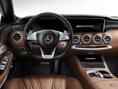 Mercedes-Benz S-Class AMG Coupe фото