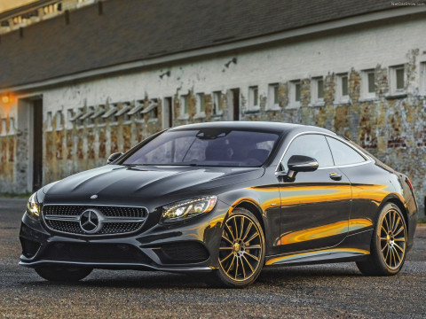 Mercedes-Benz S-Class Coupe фото