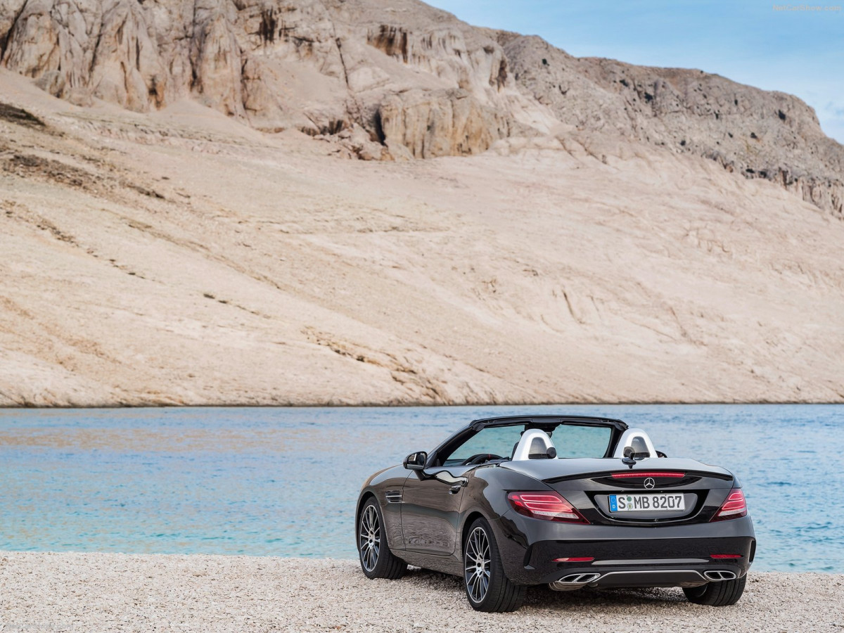 Mercedes-Benz SLC 43 AMG  фото 163408