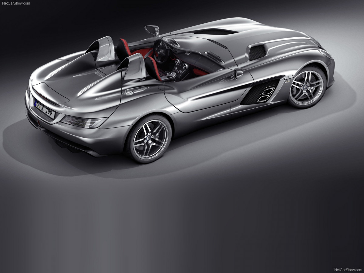 Mercedes-Benz SLR Stirling Moss фото 61552