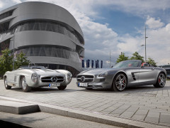 Mercedes-Benz SLS AMG Roadster фото