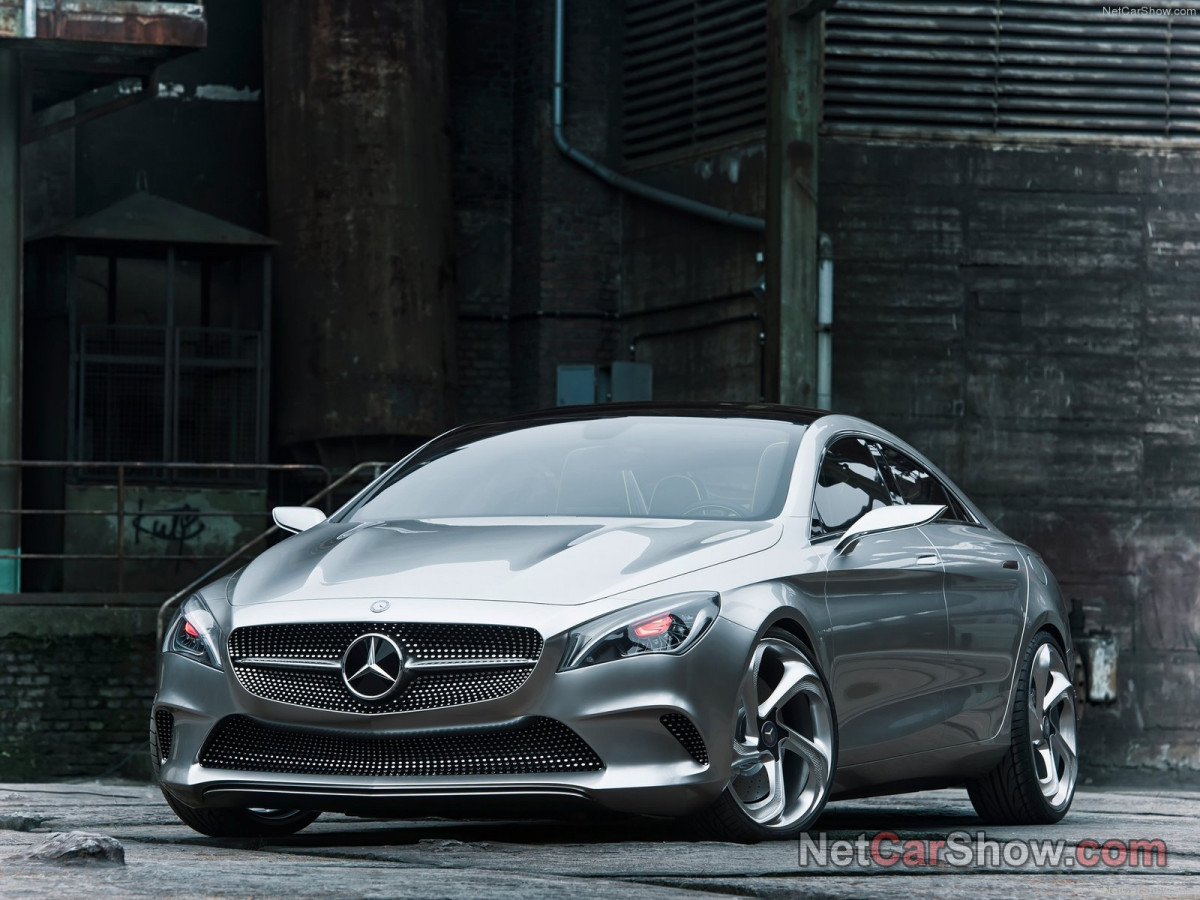 Mercedes-Benz Style Coupe фото 94490