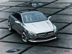 Mercedes-Benz Style Coupe фото