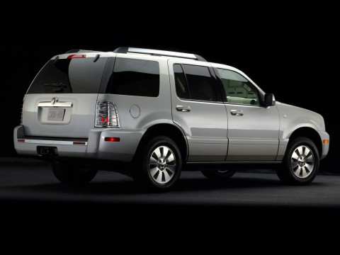 Mercury Mountaineer фото