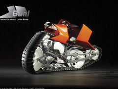 Michelin Design Ball Offroad Motorcycle фото