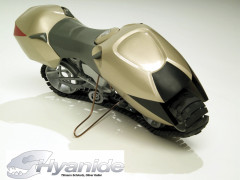 Michelin Design Hyanide Offroad Motorcycle фото