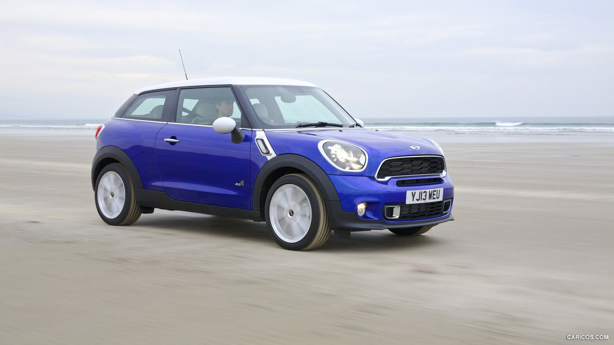Mini Paceman UK-Version фото 114613