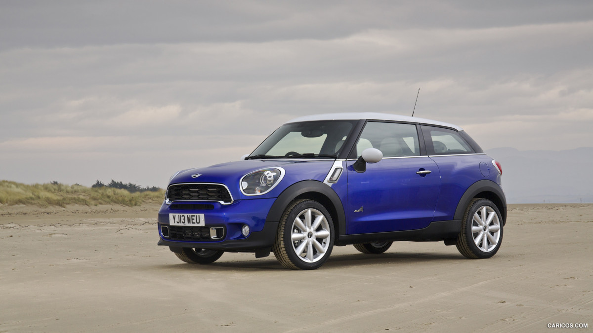 Mini Paceman UK-Version фото 114614