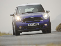 Mini Paceman UK-Version фото