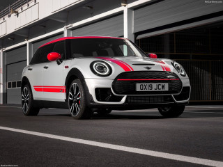 Mini Clubman John Cooper Works фото