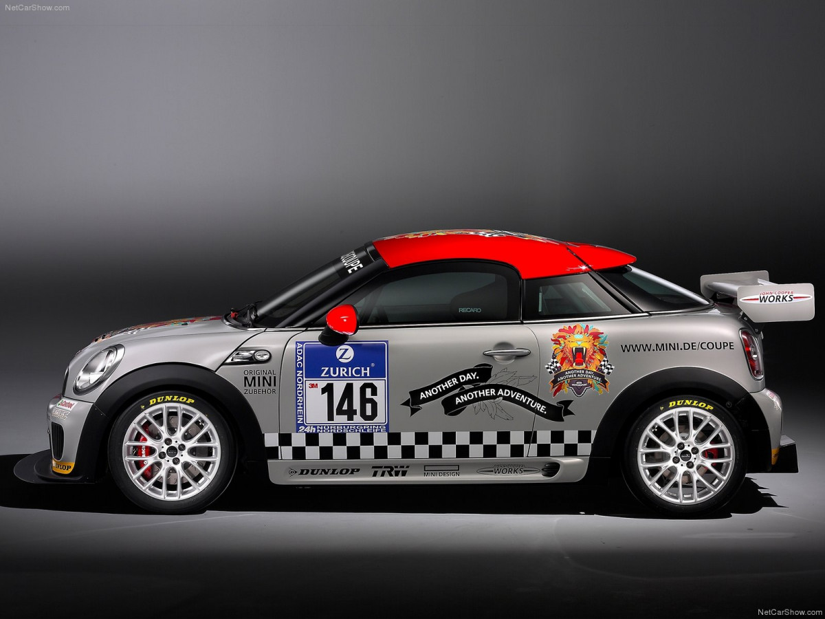 Mini John Cooper Works Coupe Endurance фото 84933