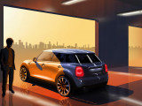 Mini five-door hatchback  фото