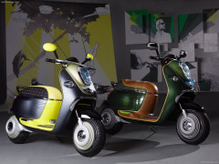 Mini Scooter E фото