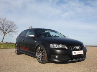 MR Car Design Audi S3 Black Performance Edition фото