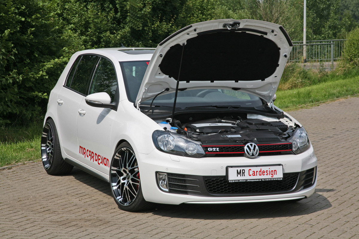 MR Car Design VW Golf VI GTI фото 68075