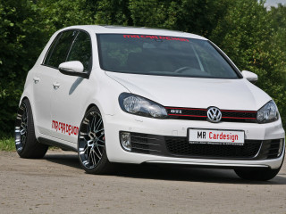 MR Car Design VW Golf VI GTI фото