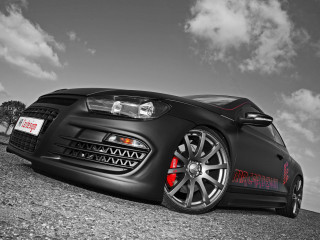 MR Car Design VW Scirocco Black Rocco фото