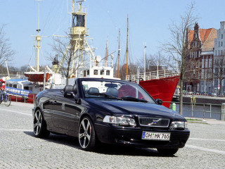 MR Sweden Volvo C70 фото