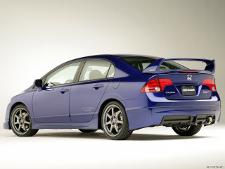 Mugen Honda Civic Si Sedan фото