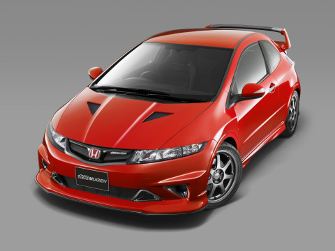 Mugen Honda Civic Type-R фото