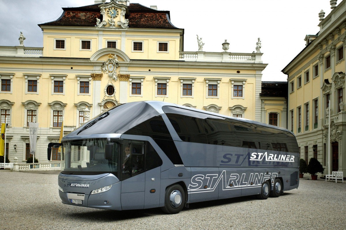 Neoplan Starliner фото 38526