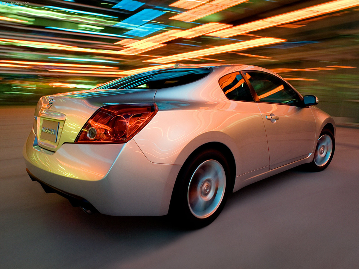 Nissan Altima Coupe фото 39794
