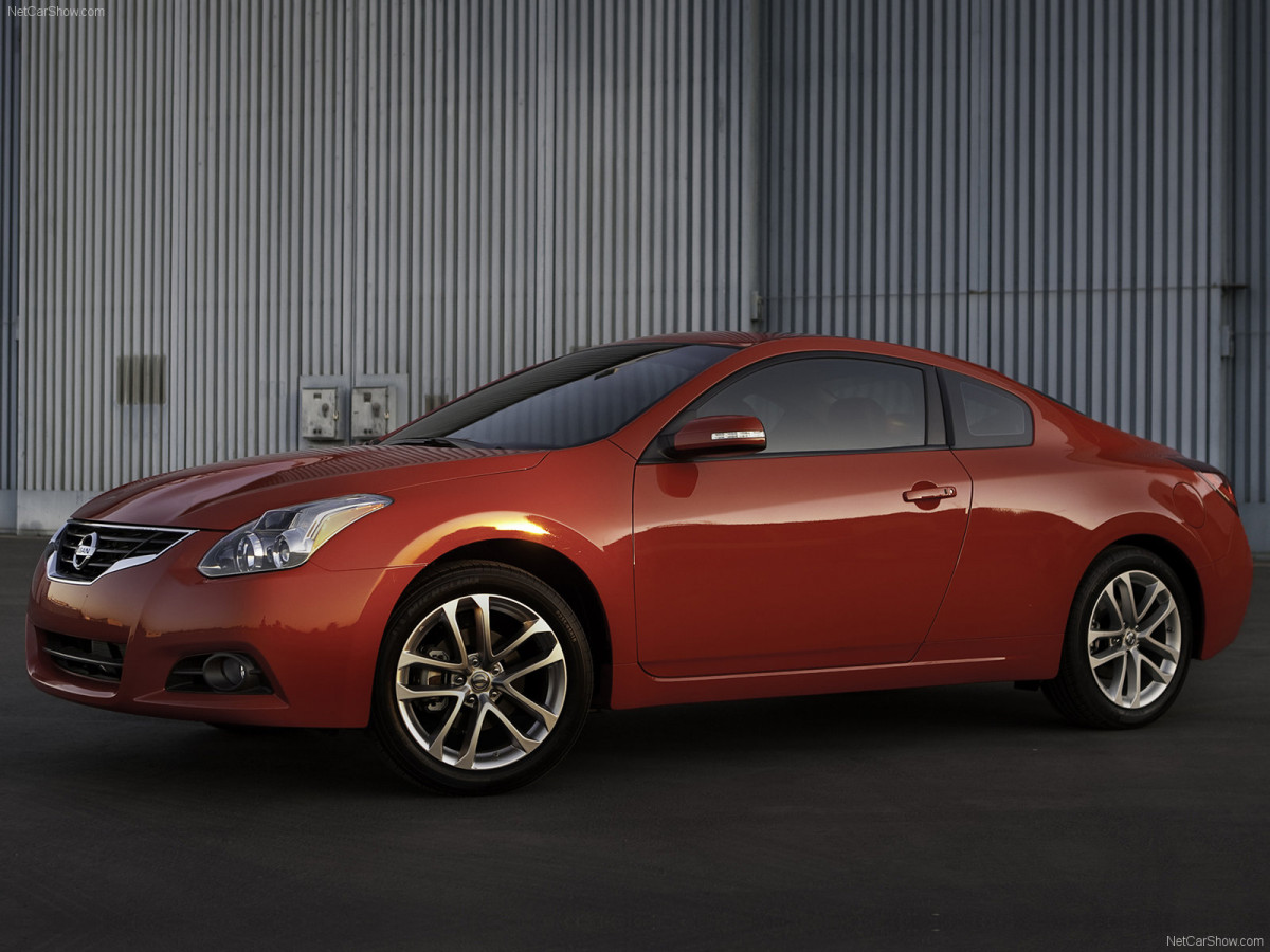 Nissan Altima Coupe фото 69943