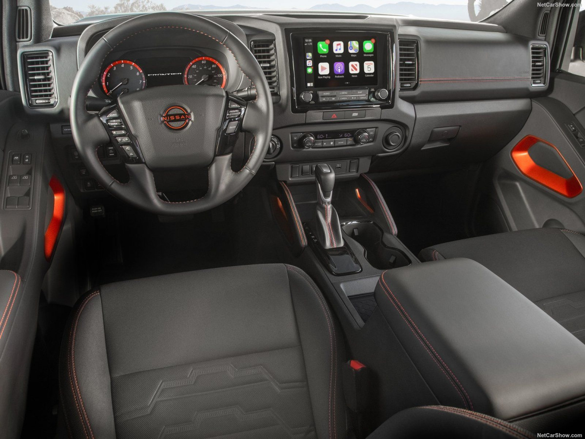 Nissan Frontier фото 205981