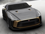 Nissan GT-R50 by Italdesign фото